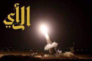 قوات الدفاع الجوي الملكي تعترض صاروخًا باليستياً حوثياً استهدف نجران