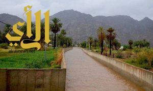 أمانة نجران تكمل استعداداتها لموسم الأمطار