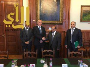المملكة والمجر يعقدان جولة مشاورات سياسية ثنائية في بودابست