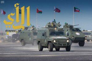 تمرين (أمن الخليج العربي 1 ) ينهي أسبوعه الأول وفق الجدول الزمني المعد له