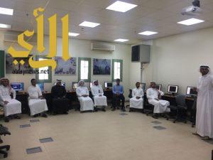 """""""تقنية نجران"""" تنفذ دورات تطويرية لأعضاء هيئة التدريب والإداريين"""