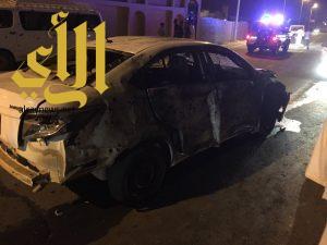 مقذوفات حوثية تصيب أربعة أشخاص بصامطة