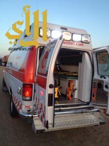 الهلال الأحمر بالباحة يقدم خدماته الإسعافية لأكثر من 10 آلاف حالة لعام 1437هـ