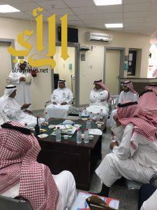 مستشفى الحجرة المؤقت يستقبل 600 حالة في قسم الطواريء