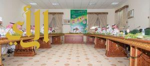 لجنة التنسيق والمتابعة بمنطقة الباحة تعقد اجتماعها الـ 22