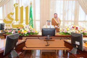 أمير الباحة يرأس الجلسة الافتتاحية لجلسات مجلس المنطقة في دورتها الثالثة للعام الحالي