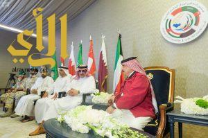ملك البحرين يرعى اختتام فعاليات التمرين الخليجي المشترك