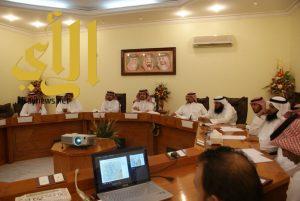 بلدية محافظة حفر الباطن تواصل استعداداتها للأمطار والسيول