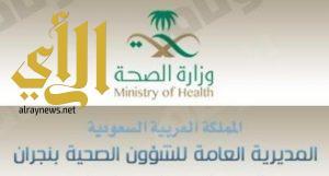 آل دغمان مساعداً للتخطيط والتدريب و آل خريم مديرآ للقطاع الصحي الخاص بصحة نجران