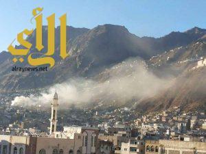 ميليشيا الحوثي والمخلوع صالح تهجر 3582 أسرة من تعز