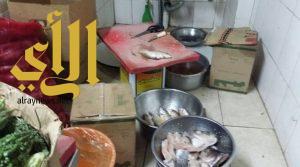 بلاغ مواطن:  يؤدي الى اتلاف اكثر من ٤٠٠ كجم من اللحوم والدواجن بالمنطقة الشرقية
