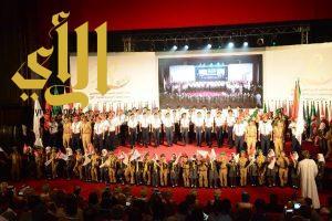 افتتاح المؤتمر الكشفي العربي الــ 28 والكشافة السعودية تعرض تجربتها في المحافظة على البيئة