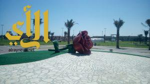 """سمو أمير المنطقة الشرقية يدشّن غدا الأحد """" حديقة السلام """" الجديدة"""