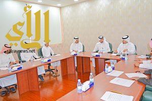 لجنة المكاتب الإستشارية تعقد إجتماعها الاول للدورة الجديدة وال حيدر رئيساً لها
