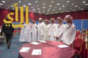 """جامعة الباحة تنظم محاضرة بعنوان """"كشف التشابه في البحوث والرسائل العلمية"""""""