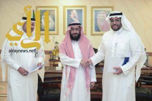 جامعة الباحة توقع عقد إنشاء بيت خبرة يُعنى بدعم الإستشارات والحلول التقنية