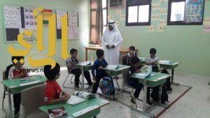 تعليم ألمع يعزز قيم الانضباط في مدارس المحافظة