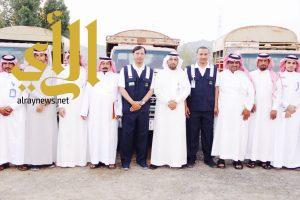 انطلاق حملة رش المنازل بالمبيد ذو الأثر الباقي في محافظة محايل