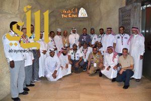 السفير الثقفي يقيم حفل عشاء للوفد الكشفي المشارك بالمؤتمر العربي