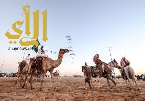 """هيئة السياحة تبني الهويه وتدعم مهرجان """"سفاري بقيق"""""""