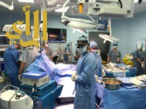 مركز القلب في حائل يجري أول عملية للقلب المفتوح
