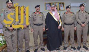 أمير نجران يشيد بجهود الأجهزة الأمنية في تحقيق الأمن وديمومة الاستقرار