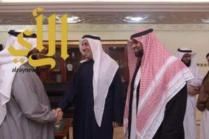مدير جامعة الباحة المكلف يلتقي المنسق العام لبرنامج دبي للأداء الحكومي المتميز