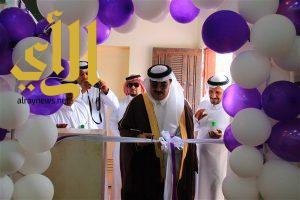 ال حموض يدشن اليوم العالمي للمسنين في محافظة بارق