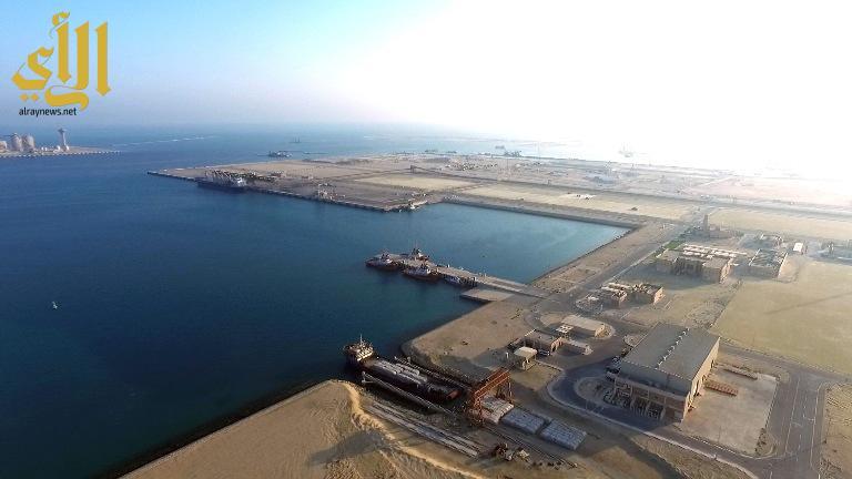 ras-al-khair-port
