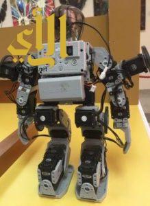 اختتام فعاليات مسابقة الأولمبياد الوطني للروبوت بمنطقة تبوك