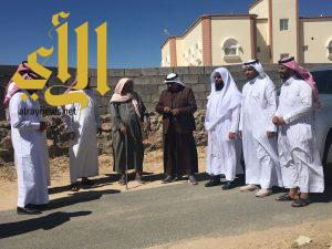 بلدي الحرجة يزور عدداً من القرى ويتفقد المشاريع والخدمات البلدية