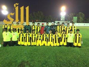 نادي الزيتون للشباب والناشئين يفوز بالمباريات الودية بحضور مدرب المنتخب