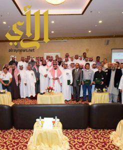 السعودية للكهرباء تكرم موظفيها أصحاب الخدمة المستمرة