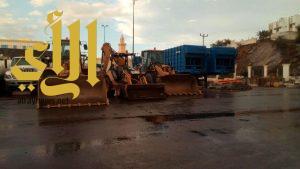 بلدية بللحمر وبحر أبو سكينة تستعد للأمطار بخطة وجاهزية للطوارئ