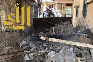 """الأمانة تعيد فتح شارع أغلقه مواطن بـ""""شرقية الطائف"""