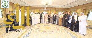 أعضاء البرلمانيين الكشفيين العرب يجتمعون في القاهرة