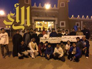 طلاب مدارس الرياض يطلعوا على اثار وتراث القصيم