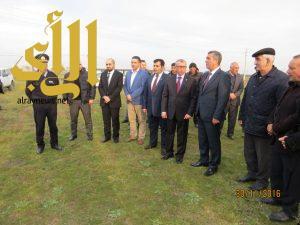 توزيع 5000 ذبيحة من لحوم الهدي والاضاحي بجمهورية أذربيجان