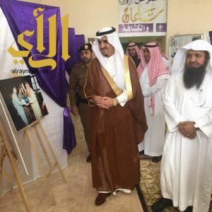 """مدير عام تعليم الرياض يزور معرض """" سلمان والكشافة """" في وادي الدواسر"""