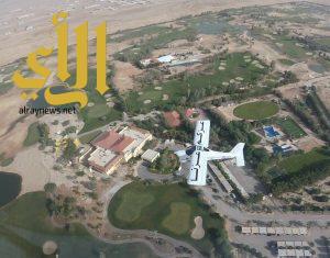 فعالية جوية سعودية احتفاءً باليوم الوطني الإماراتي