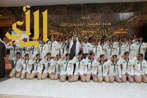 كشافة الرياض تحتفي باليوم العالمي للغة العربية