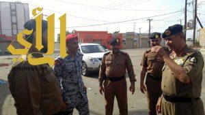 مدير شرطة جازان : سقوط المقذوفات على المحافظات الحدودية محاولات يأسة تقوم بها المليشيات الحوثية