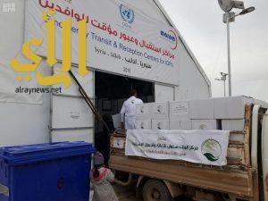 مركز الملك سلمان للإغاثة يقدم خدماته للأطفال والأمهات في سبع مناطق داخل سوريا