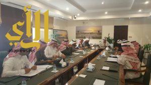 أمين الشرقية يترأس اجتماع اللجنة الزراعية بغرفة الشرقية