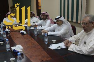 لقاء بغرفة ينبع مع ممثلي الشركات الكبرى