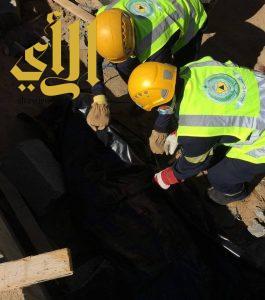 وفاة عامل عربي إثر سقوط سقف خرساني بمركز تندحة