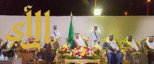 أمير الباحة يرفع شكره إلى مقام خادم الحرمين لإطلاقه الحملة الشعبية لإغاثة الشعب السوري