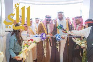 أمير منطقة الباحة يدشن مشروعات صحية بقيمة نصف مليار ريال