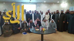 وكيل إمارة منطقة الباحة يشرف محاضرة التميز الحكومي في دبي