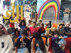 إبتدائية سعيد بن زيد بخميس مشيط تشارك المجلس البلدي الإحتفال باليوم العالمي للإعاقة